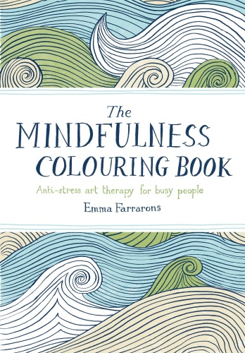 the mindfulness colouring book målarbok