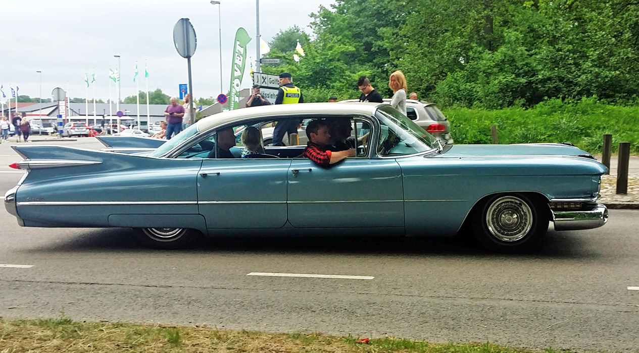 Hässleholm power meet cruising 2016